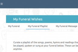 My Funeral Playlist