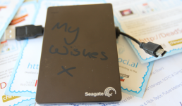 MyWishes Hard Drive