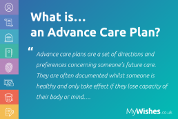 What is an Advance Care Plan
