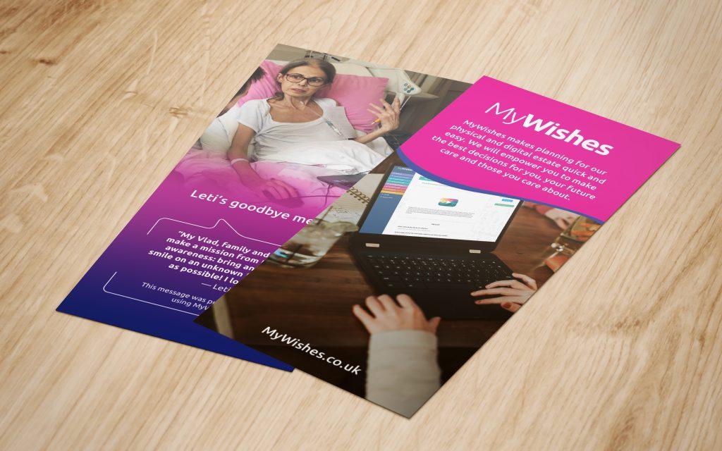 MyWishes leaflet